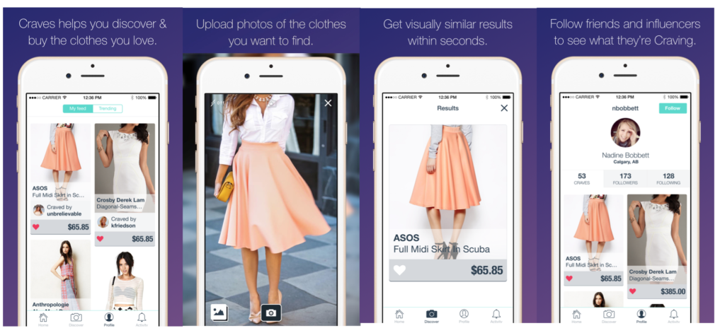 New Fashion App Wants To Bridge The Gap Between The Styles You See And The Clothing You Shop Electric Runway