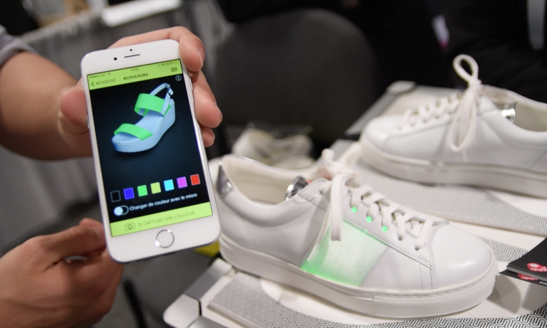 CES Day 3 Fashion Tech Round-up