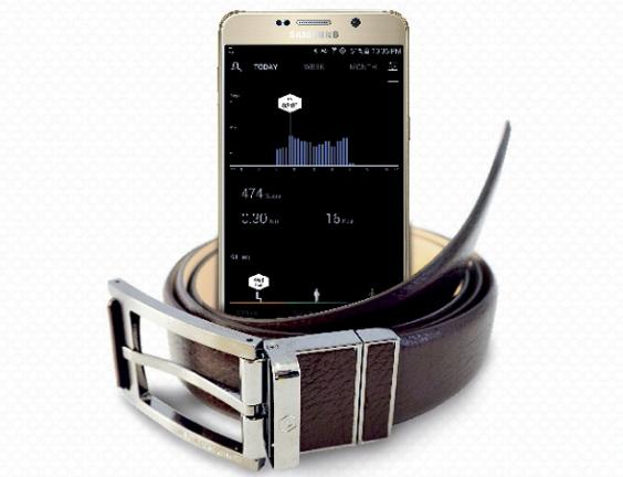 Samsung Debuting Smart Belt at #CES2016