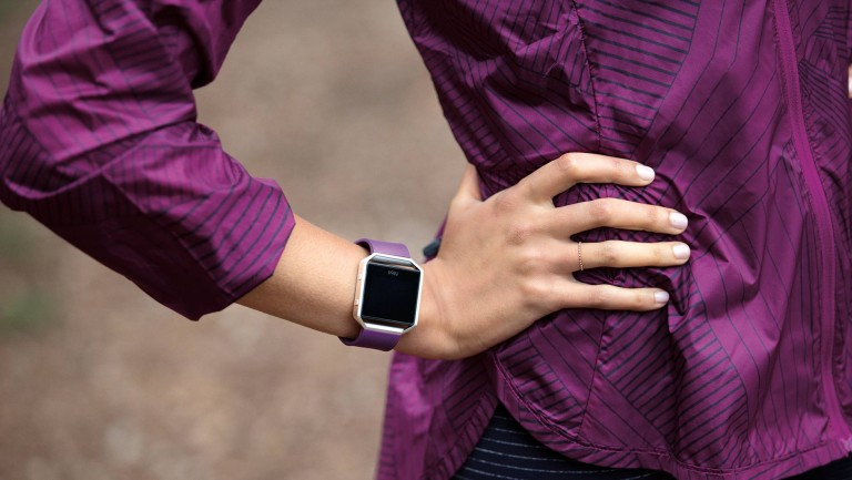 Fitbit Blaze is a Fitness-First Wearable