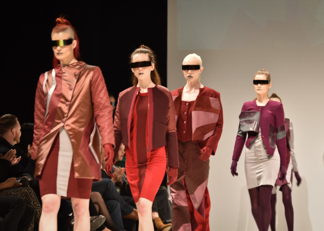Cyborg Suits by Vandal at Fashion Art Toronto