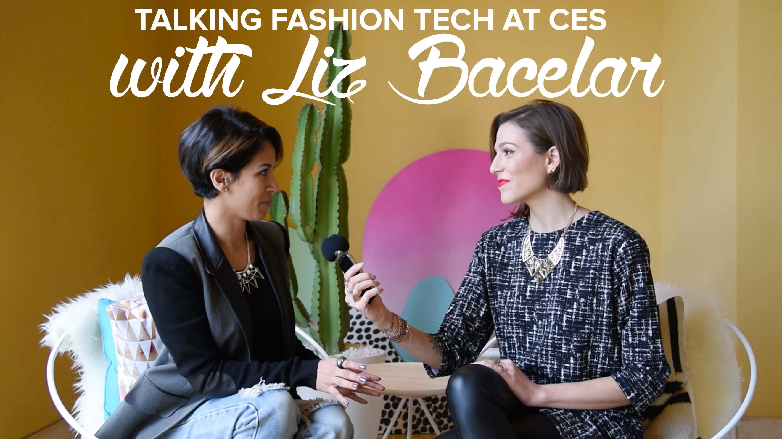Interviewing Liz Bacelar of Decoded Fashion