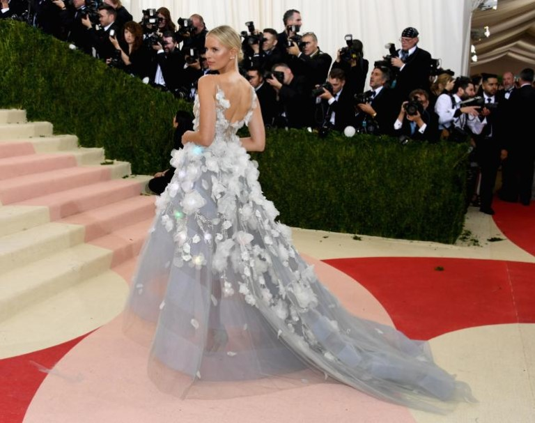 Technology Takes the Red Carpet at the 2016 Met Gala