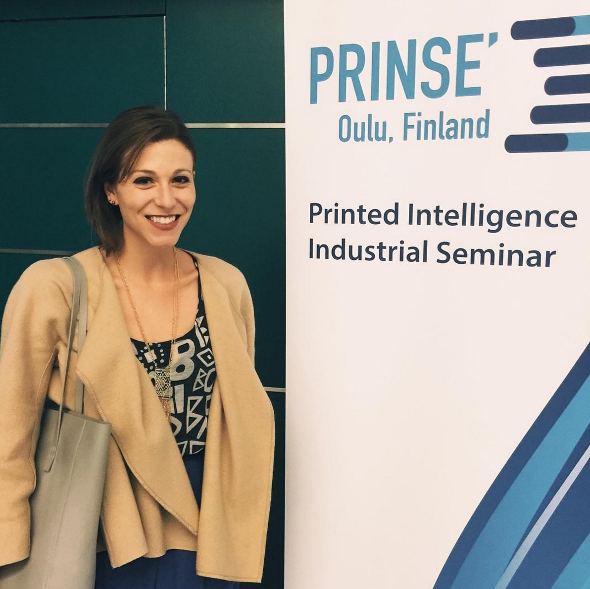 Amanda at Prinse 2016 in Oulu, Finland