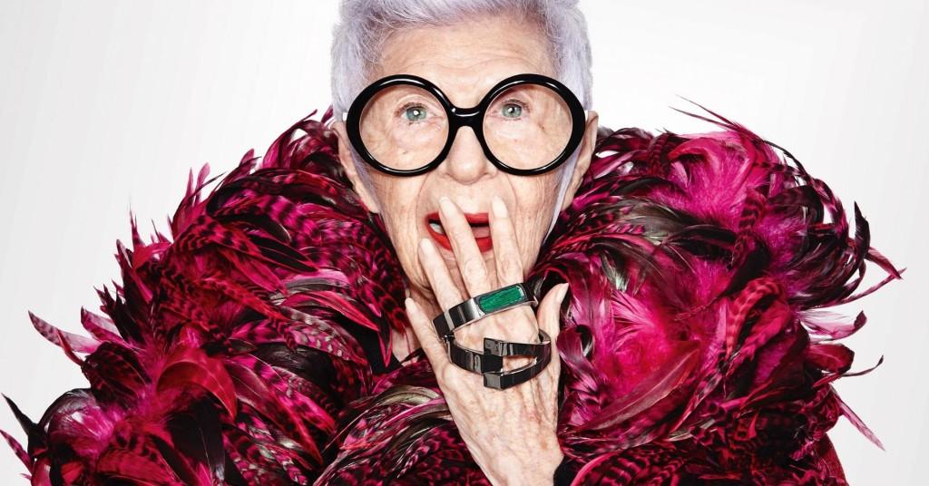 Iris Apfel Wisewear
