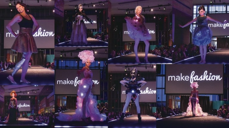 MakeFashion 2016: The best fashion tech from the runway