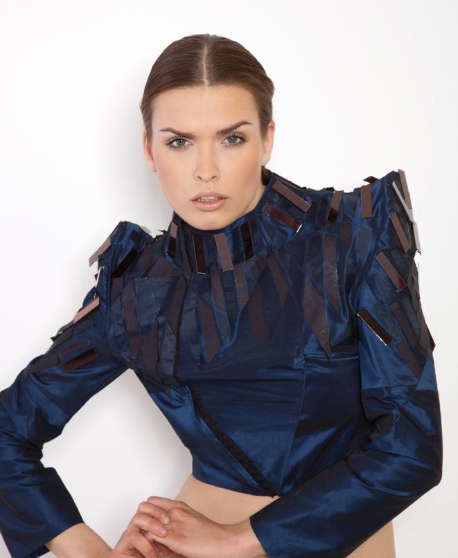 Marina Toeters Solar Jacket