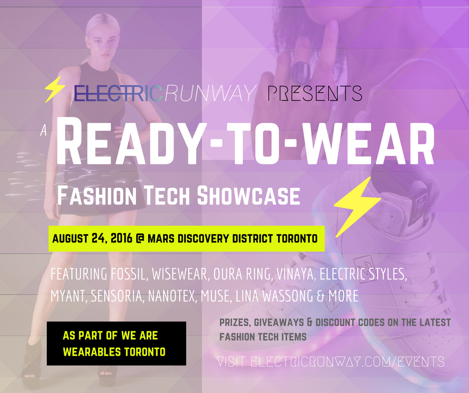 Fashion Tech Ready-to-Wear Showcase
