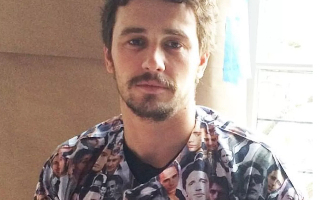 James Franco Clashist