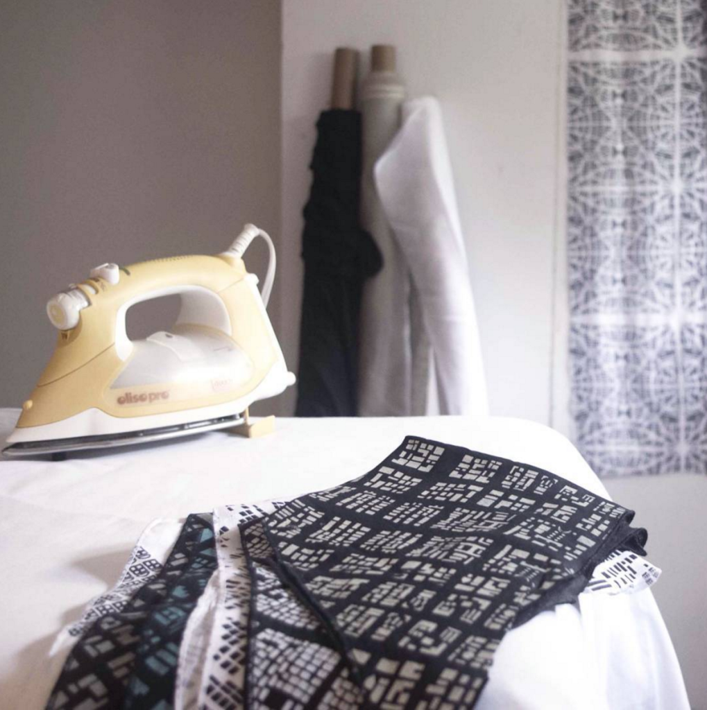Fionna Hanna Textiles Designer