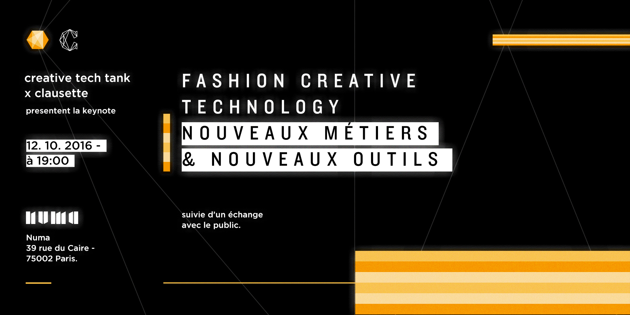 Fashion Tech Week Paris (Presented by Clausette ...
