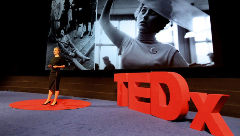 Rachel Arthur on the Future of Fashion + Sustainability at TEDx
