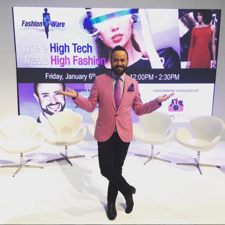 Watch the Fashion Ware Show from CES 2017