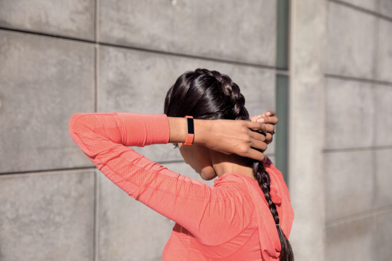 First Look: Fitbit Alta HR