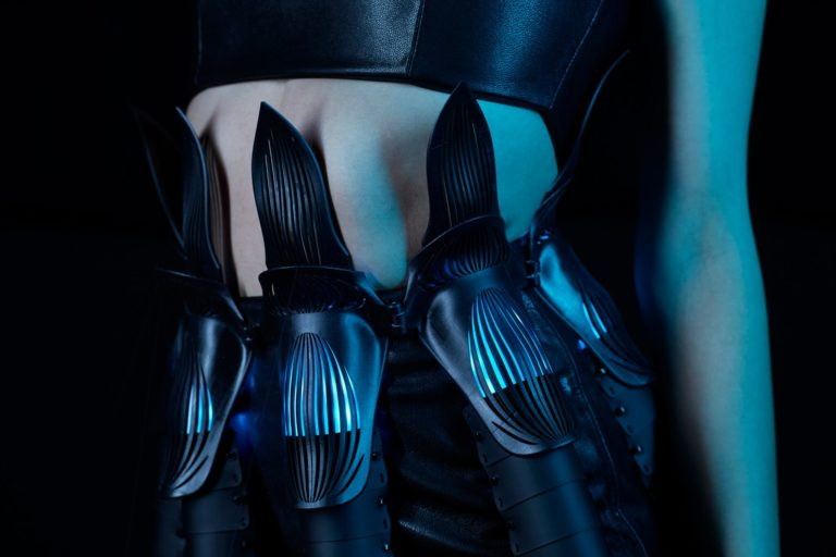 Lina Wassong – 3D Printing the Future of Fashion