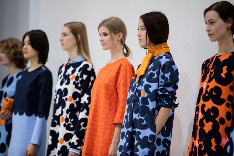 Marimekko Goes High-Tech