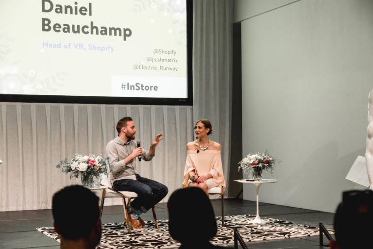 The Future of Shopping in Virtual Reality: In Conversation with Shopify's Daniel Beauchamp
