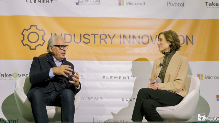Interviewing Fashion Legend Joe Mimran