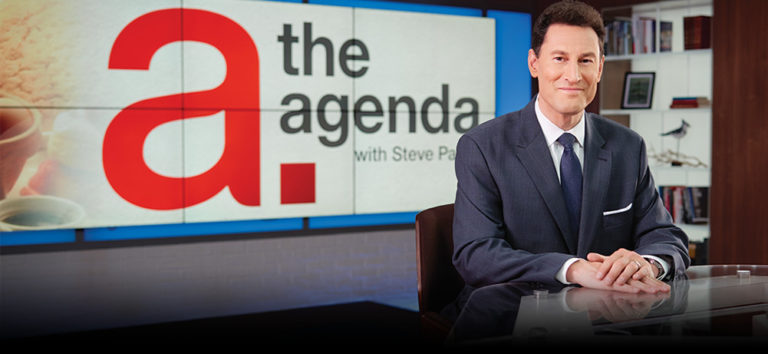 The Future is Wearable: Appearance on TVO's The Agenda