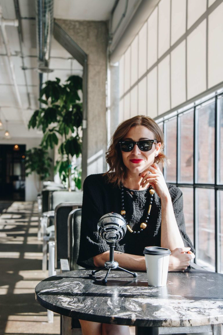 Fashion, Technology, and Cities: Catch me on the UrbanizeTHIS Podcast