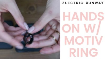Hands on with the Motiv Ring