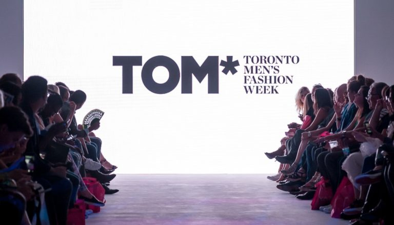 We're Partnering with TOM* for a Wearable Tech Runway Show
