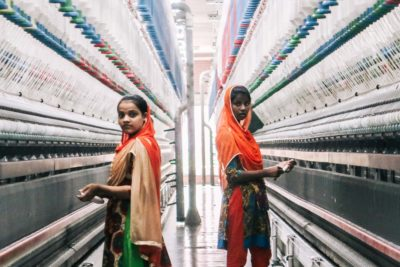 How Automation Will Impact Garment Workers in Bangladesh