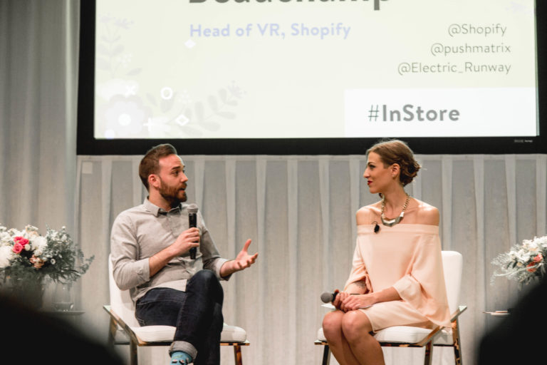 Enabling 3D Commerce with Shopify's Daniel Beauchamp