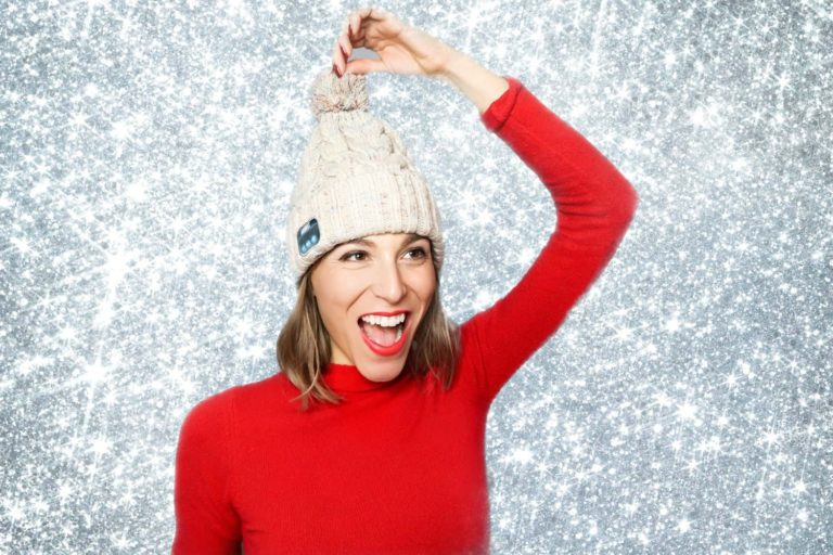 Handsfree Bluetooth Beanie: Amanda on Amazon