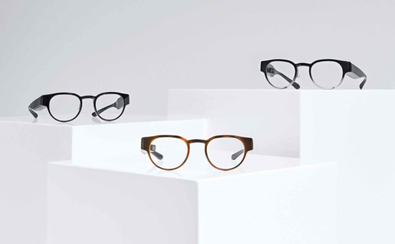 Fashion-First Smart Glasses