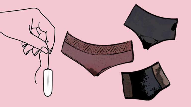 Catch me on CBC Kids' Segment on Period Underwear