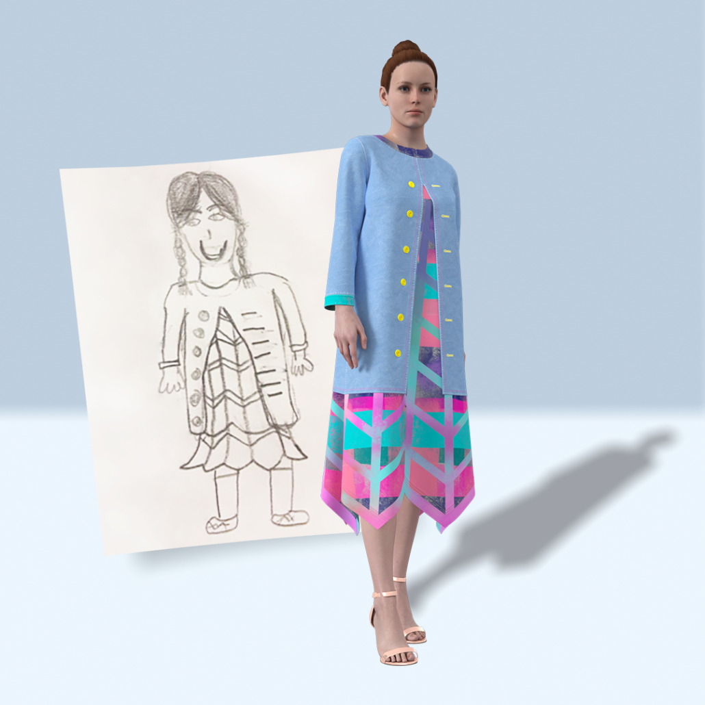 Browzwear brings Children's Fashion Designs to Life with 3D