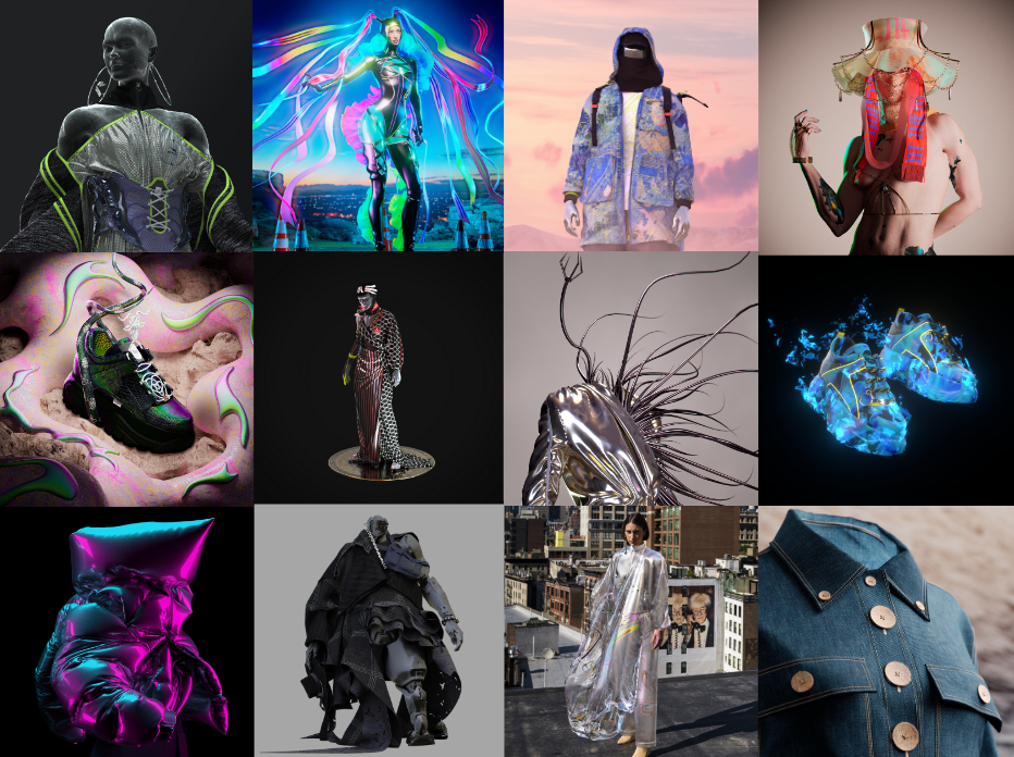 Digital Fashion Design and What We'll Wear in the Metaverse