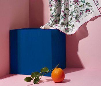 Orange Fiber Fabric