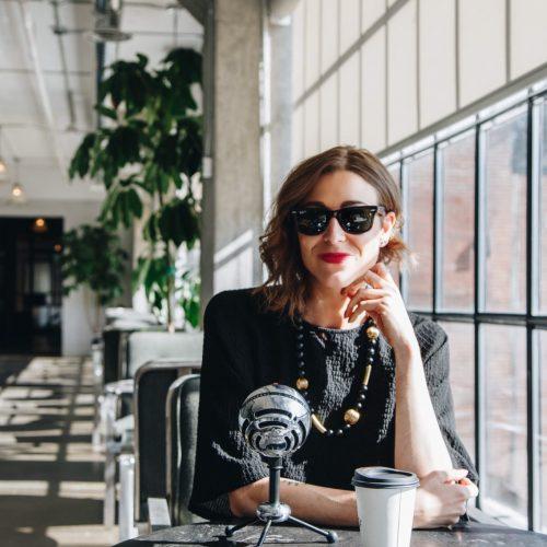 Amanda Cosco Fashion Tech Expert