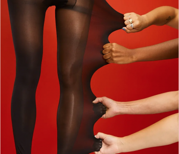 Sheertex says their pantyhose should be