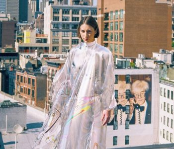 The Fabricant's digital dress sold for $9,500 on the blockchain